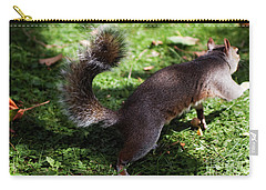 Squirrel Running Carry-all Pouch