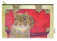 Squirrel Secret Carry-all Pouch