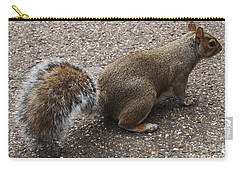 Squirrel Side Carry-all Pouch