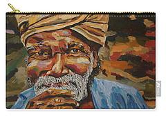 Sri Lanka Village Elder Carry-all Pouch