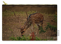 Sri Lankan Axis Deer Carry-all Pouch