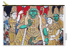 Sri Ramar Pattabhishekam Carry-all Pouch