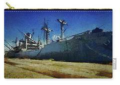 Ss Lane Victory Carry-all Pouch by Joseph Hollingsworth