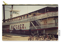 Ss Natchez, New Orleans, October 1993 Carry-all Pouch