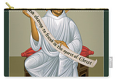 St. Aelred Of Rievaulx - Rlaor Carry-all Pouch