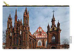 St Annes Church Carry-all Pouch