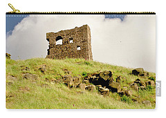 St. Anthony's Chapel Ruins. Carry-all Pouch