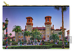 St. Augustine, Fl - Lightner Lights Carry-all Pouch