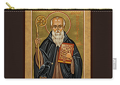 St. Benedict Of Nursia - Jcbnn Carry-all Pouch