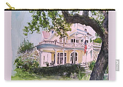 St Charles @ Valance New Orleans Carry-all Pouch