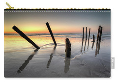 St Clair Sunset Carry-all Pouch by Brad Grove