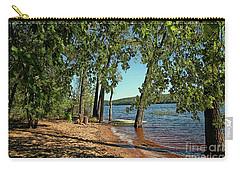 St Croix River Shoreline Carry-all Pouch