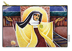 St. Edith Stein - Mmedi Carry-all Pouch