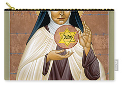 St. Edith Stein Of Auschwitz - Rleds Carry-all Pouch