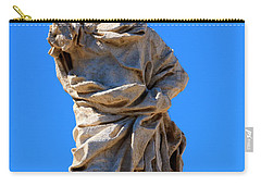 St. Eusignius Statue Carry-all Pouch