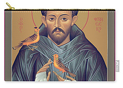 St. Francis Of Assisi - Rlfob Carry-all Pouch
