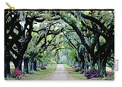 St Francisville Plantation Carry-all Pouch