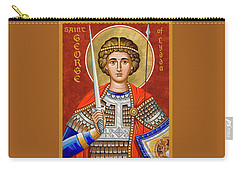 St. George Of Lydda - Jcgly Carry-all Pouch