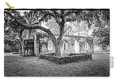 St. Helena Tabby Church Carry-all Pouch by Scott Hansen