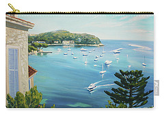 St Jean Cap Ferrat 2 Carry-all Pouch