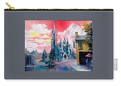 St Johns Cathedral Limerick  Ireland Carry-all Pouch