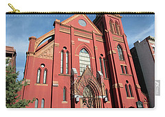 St Johns Lutheran Church Carry-all Pouch