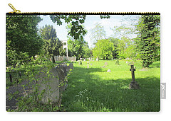St. Johns Parish Church Cemetery - Harrow Road - Wembley Carry-all Pouch