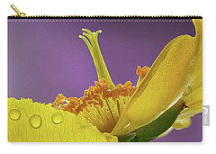 St Johns Wort Flower Carry-all Pouch