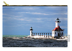 St. Joseph Lighthouse - Michigan Carry-all Pouch