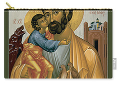 St. Joseph Of Nazareth - Rljnz Carry-all Pouch