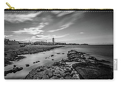 Carry-all Pouch featuring the photograph St. Julian's Bay View by Okan YILMAZ