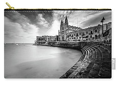 Carry-all Pouch featuring the photograph St. Julien by Okan YILMAZ