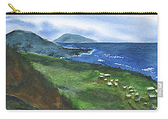St Kitts View Carry-all Pouch