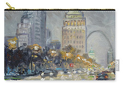 St. Louis Market Street Carry-all Pouch