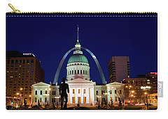 St. Louis Carry-all Pouch by Steve Stuller