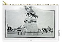 St. Louis World's Fair St.louis Monument Carry-all Pouch