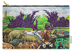 St. Louis Zoo Carry-all Pouch