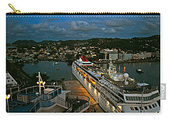 St. Lucia In The Evening Carry-all Pouch