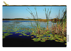 St. Mark's Lake Carry-all Pouch