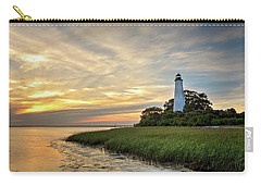 St. Mark's Lighthouse Carry-all Pouch