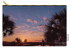 St. Marks National Wildlife Refuge Sunrise Carry-all Pouch