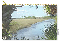 St. Mark's Marshes Carry-all Pouch