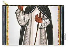 St. Martin Of Porres - Aomap Carry-all Pouch