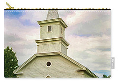 St Martins Church Carry-all Pouch by Trey Foerster
