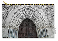 St. Mary Cathedral- Austin Texas Carry-all Pouch