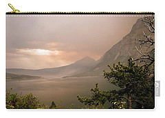 St Mary Lake In The Smoke Carry-all Pouch