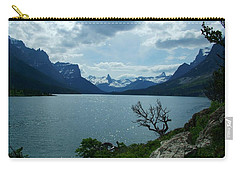 St Mary Lake, Incoming Storm Carry-all Pouch