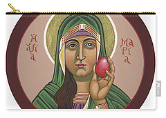 Carry-all Pouch featuring the painting St Mary Magdalen Preaches To Pontius Pilate 292 by William Hart McNichols