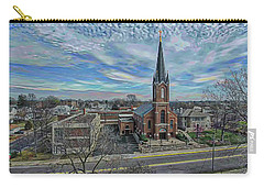 St. Mary Parish Portrait Carry-all Pouch