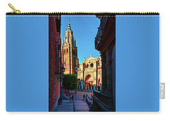 St Mary's Cathedral - Catholic Cathedral In Toledo, Chair Of The Primate Of Spain, The Main Cathedra Carry-all Pouch